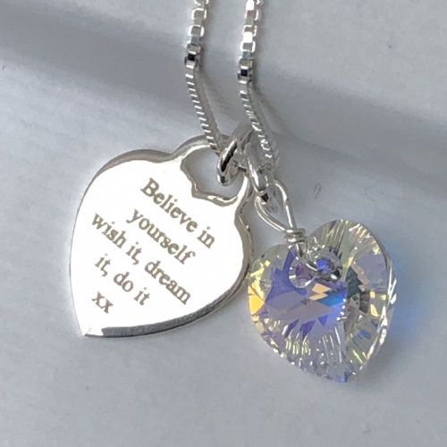 Gift for a daughter - FREE ENGRAVING